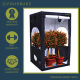 FourBudz Grow Tent [2017 Model]