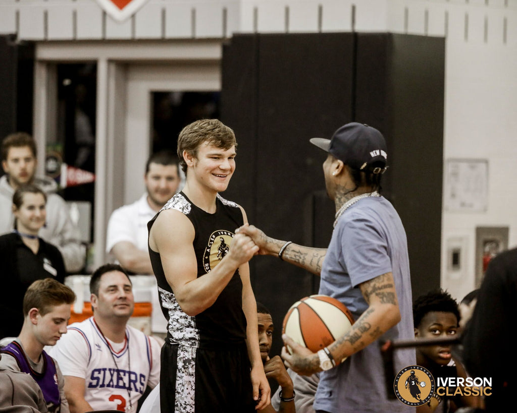 USA TODAY: The Iverson Classic transformed into a Mac McClung highlight show