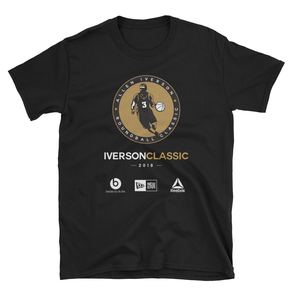 2018 IVERSON CLASSIC OFFICIAL T-SHIRT