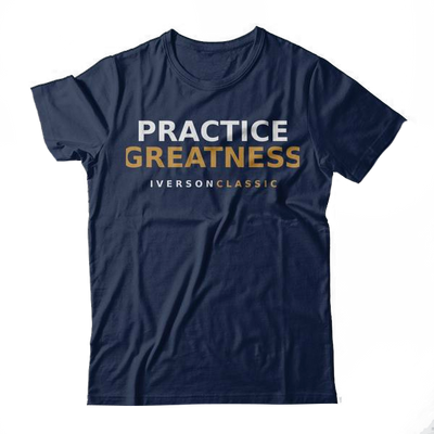Practice Greatness™ LIMITED BLUE EDITION