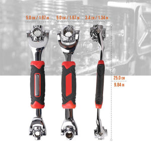 (BUY 2 FREE SHIPPING!!!)48 IN 1 UNIVERSAL WRENCH