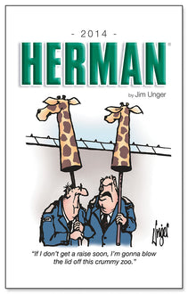 2014 HERMAN by Jim Unger