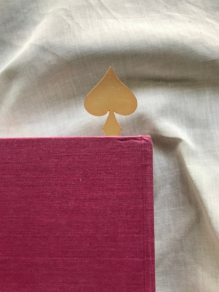 Spades Bookmark