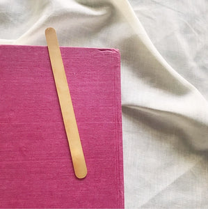 Stick Bookmark