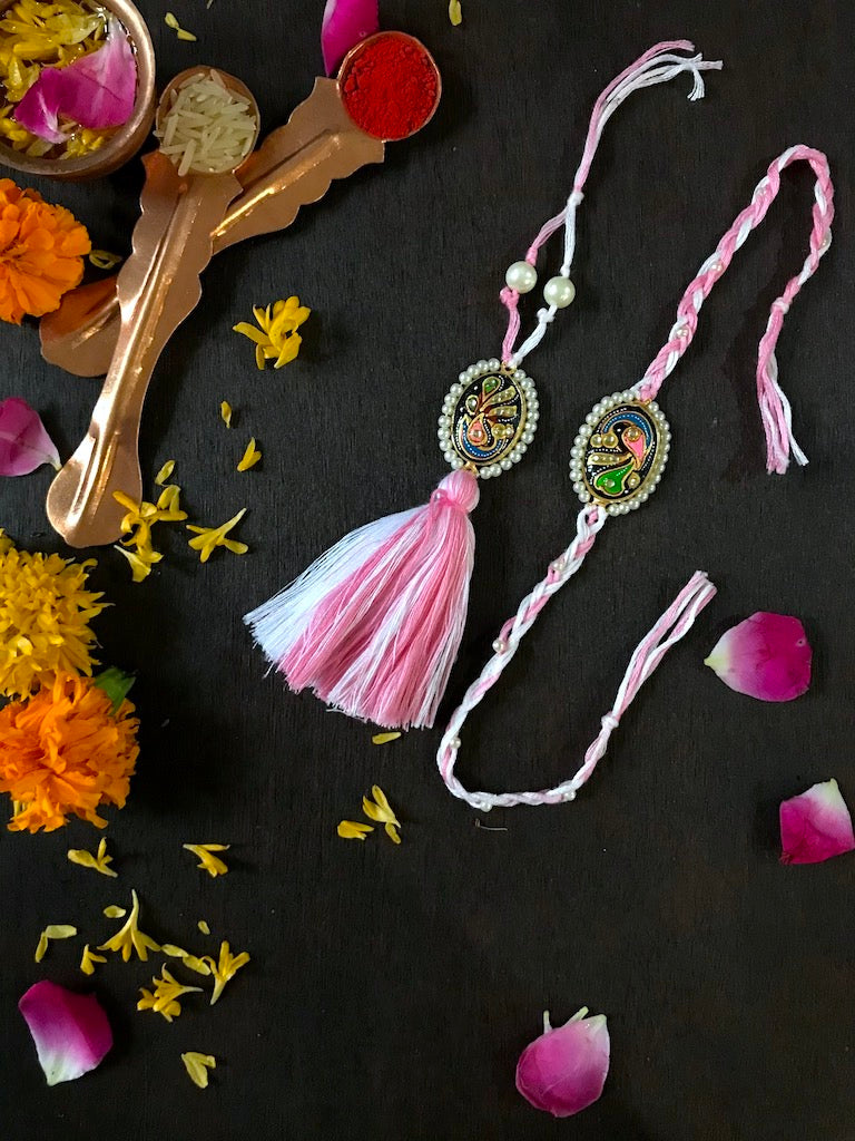 beautiful rakhi designs
