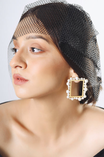 Margaret Earrings - Gold
