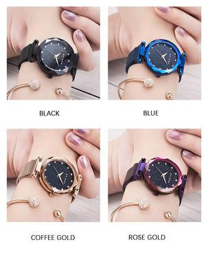LIMITED-80% OFF Five Colors Starry Sky Watch Perfect Gift Idea!