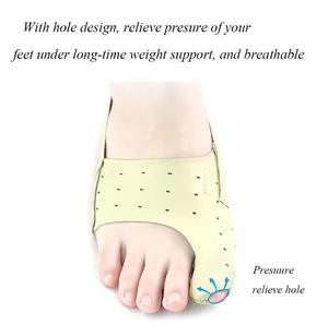 Elastic Bunion Corrector-for Hallux Valgus-Day/Night Time Support for Men&Women