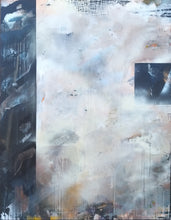 """No. 1"" By Jan Axelsson, Mixed Media on Canvas"