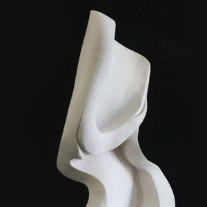 Caress by Shahin Massoudi, Clay