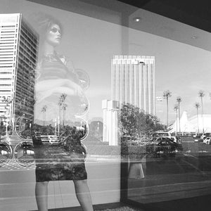 Fashion Island I by Barbara Higgins, Gelatin Silver / Limited Edition Print