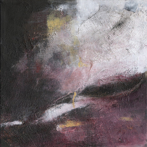 292 by Michelle Oppenheimer, Mixed Media on Canvas