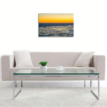 Tequila Sunset by John Mazlish, Photograph on semi-gloss, dye sublimated aluminum