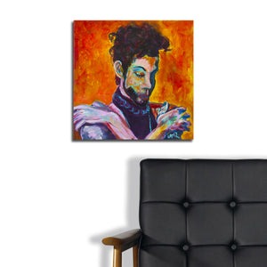 Prince by Christian Cadiz, Acrylic on Canvas