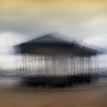 Exploration of Memory 3 by Helen Kay, Multiple Exposure on 120 Film