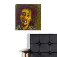 Bob Marley by Christian Cadiz, Acrylic on Canvas