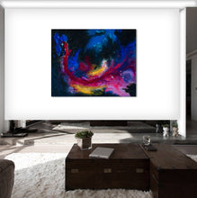 Universal Freescape by Marika Segal, Acrylic on Canvas