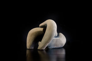 Calm by Shahin Massoudi, Clay