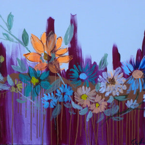 Able by Colleen Sandland, Acrylic on Canvas