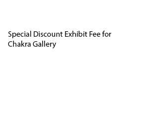 Gallery Set Up Fee Special 75.00 Rate