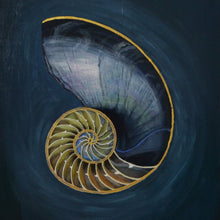 Golden Ratio by Lena Stollinger, Mixed Media on Canvas