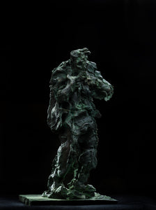 Lights Up by Alexander Sviyazov, Bronze Sculpture