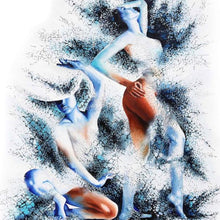 Dance Dream by Ali Shahbazi, Oil on Canvas