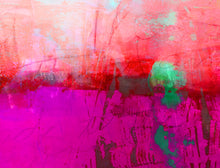 """In The Pink"" By Carol Levin, Printed on Metallic Paper & Acrylic"