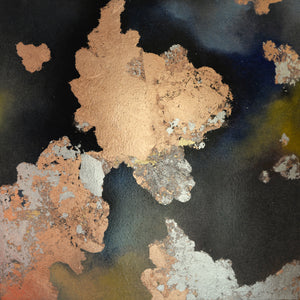 Terra Australis by Kerstin Paillard, Mixed Media on Canvas