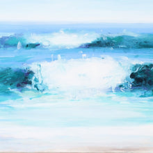 Laguna Abstract #2 by Kurt Weismair, Acrylic on Canvas