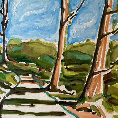 Nature Trail by Craig Ford, Oil on Canvas