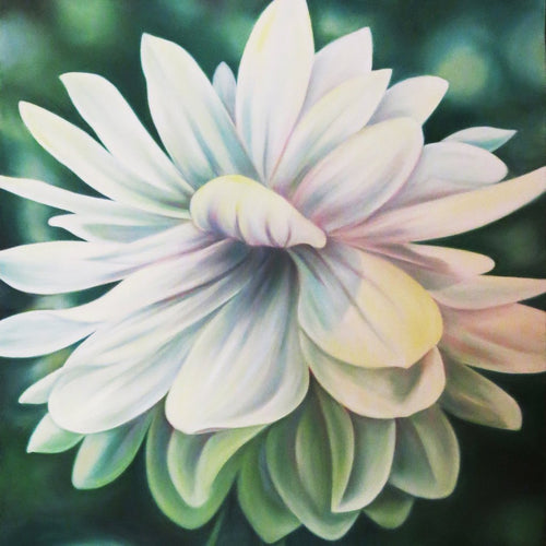 Peace by Barbara Eberhart, Oil on Canvas