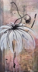 Serendipity by Yvette St.Amant, Mixed Media on Canvas