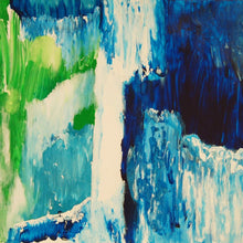 Glacier by Sirenes, Acrylic on Canvas