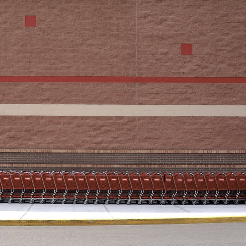 Target, New Jersey by David Reinfeld, Archival Photography Print