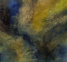 Abstraction ad1 by Cliff Warner, Mixed Media