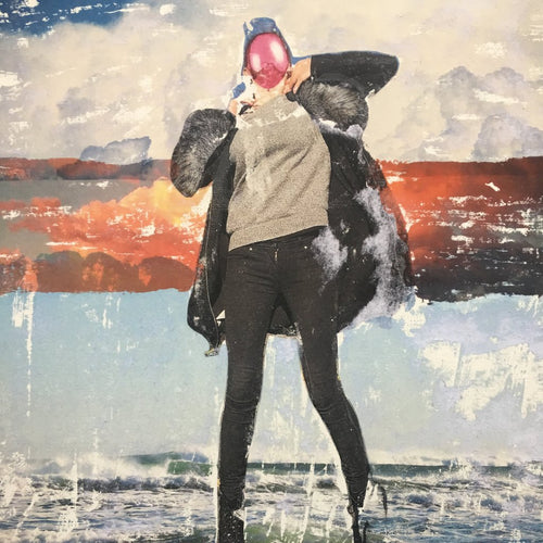 On the Water by Anna and Valeriia Lyshchenko, Collage
