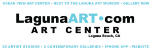LagunaART One-Time $500 virtual exhibition Curator / Uploader profile SS