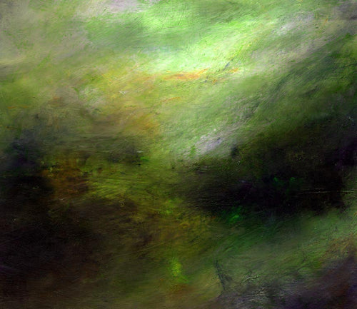 Transience by Cliff Warner, Oil on Canvas