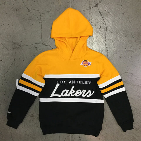 Mitchell & Ness Los Angeles Lakers Hoodie - Kids