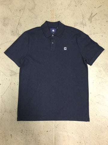 G Star Raw Polo - Sartho Blue