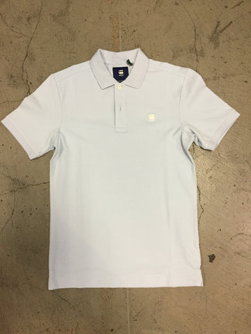 G Star Raw Polo - Laundry Blue