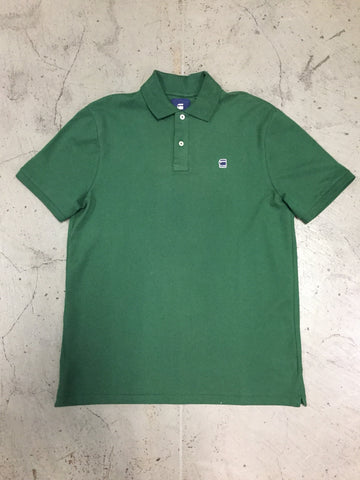 G Star Raw Polo - Vermont Green