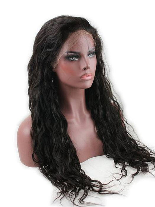 Water Wave | Human Hair Lace Front Wig