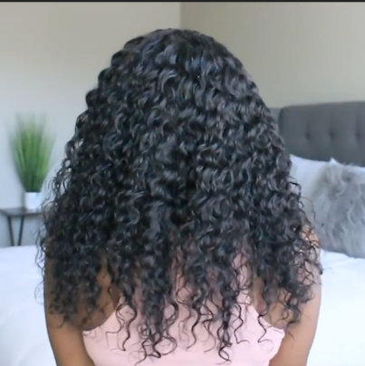 CHRISTMAS SALE | Long Kinky Curly Wigs for Black Women - HOT001