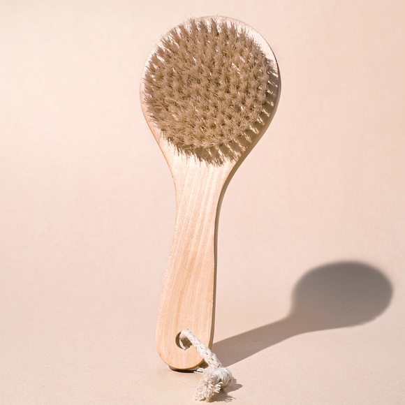 Midnight Paloma Dry Body Brush