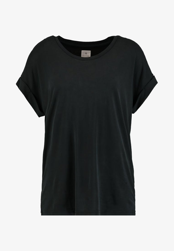 CULTURE | Black Wash Kajsa T-Shirt