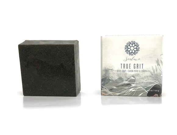 SeaLuxe True Grit Body Soap