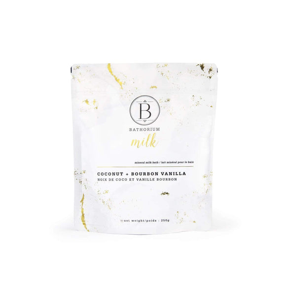 Bathorium Milk Coconut + Bourbon Vanilla