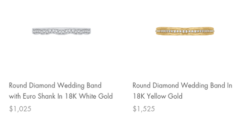 wedding ring options in florida